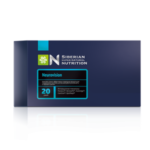 Neurovision - Siberian Super Natural Nutrition