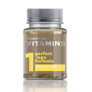 Диосмин и рутин Essential Vitamins